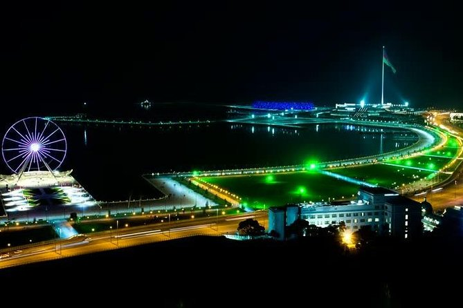 GLITTERING LIGHTS of BAKU (Baku city night excursion)