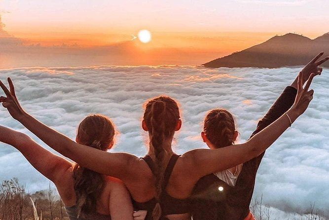 Mount Batur Hiking and Hot Spring
