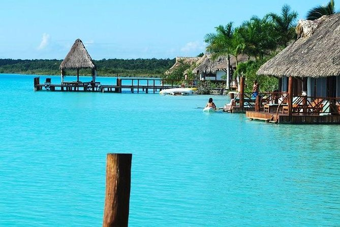 Magical Tour In Bacalar - Come to See the Spectacular Lagoon of Seven Colors photo 3