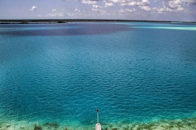 Magical Tour In Bacalar - Come to See the Spectacular Lagoon of Seven Colors photo 7
