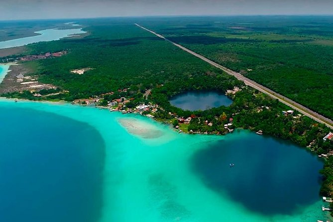 Tour Bacalar From Cancun