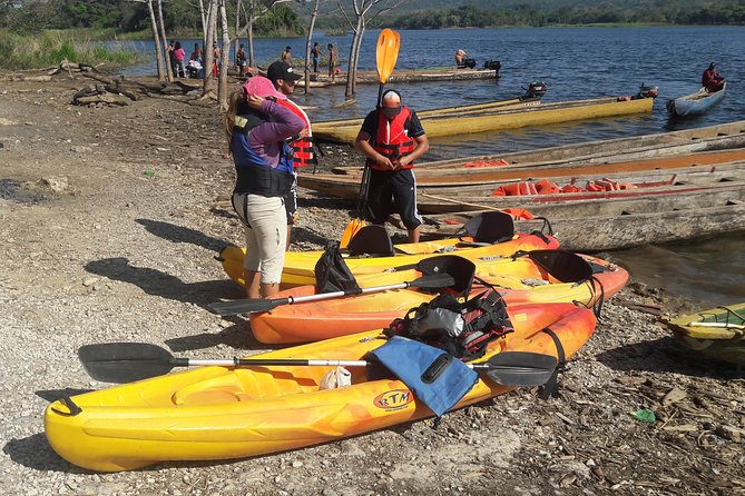 Kayak and Embera Village in Chagres Park