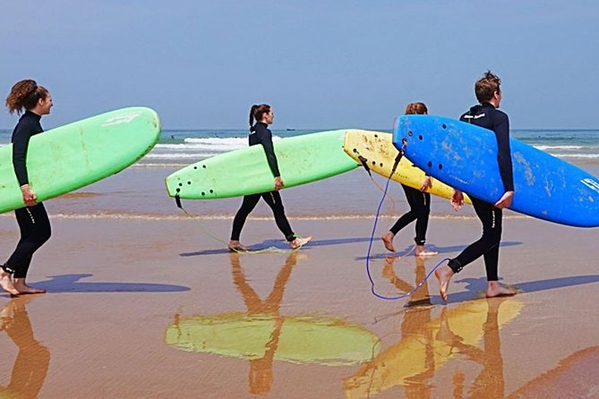 Surf Classes In Agadir