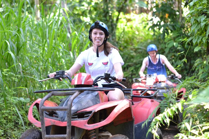 Half-Day ATV Quad Bike in Payangan with Lunch from Ubud