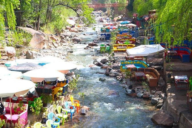 Marrakech: 1 Day Private Trip to Atlas Mountains & Ourika Valley