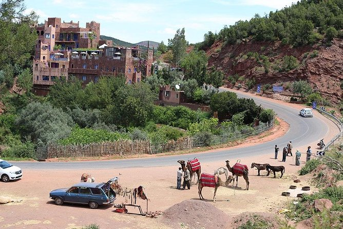 Atlas Mountains &Three Valleys Day Trip Marrakech
