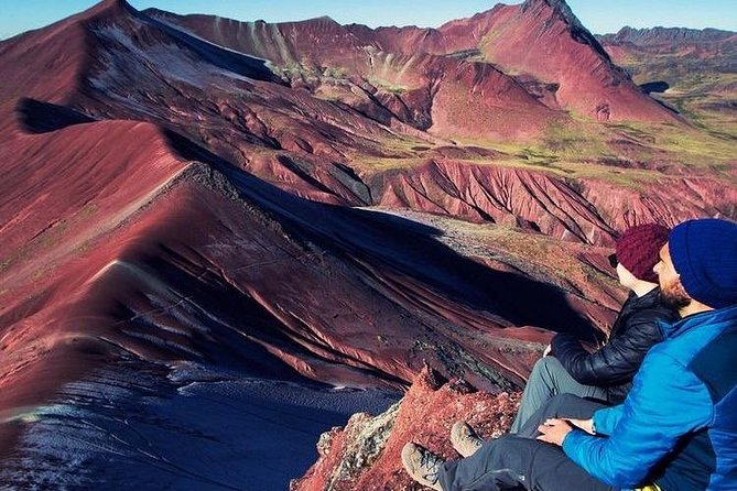 Full day hike to the Rainbow Mountain and the Red Valley for small groups Cusco photo 2