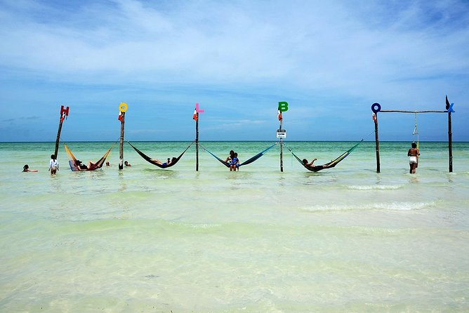 Visit Holbox In this Tour - Pasion Island & Cenote