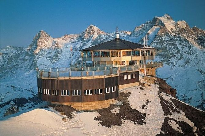 06 Days Swiss Extravaganza With Jungfraujoch, James Bond Peak & Mount Titlis