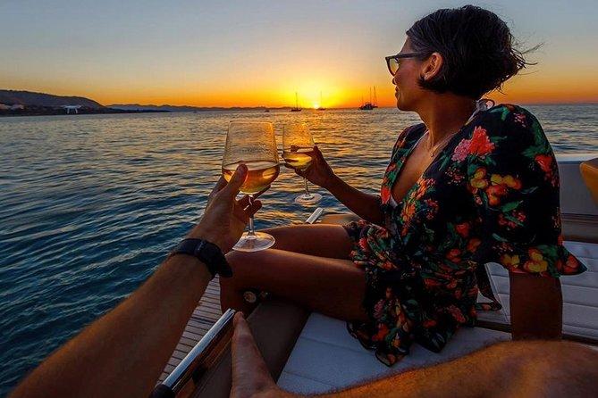Boat tour to Sorrento coast and Capri - Day & Night Experience