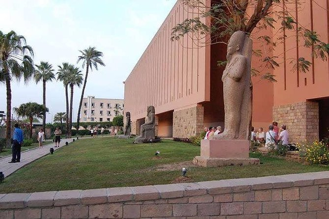Private half day tour to the Mummification museum and Luxor museum