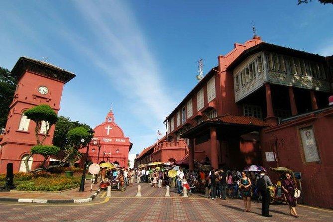 Malacca Day Tour From Kuala Lumpur