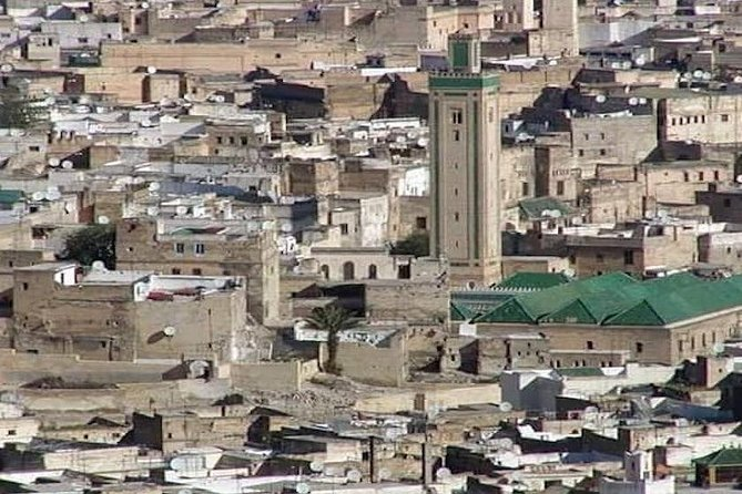 Fes Old Medina Guided Sightseeing Tour