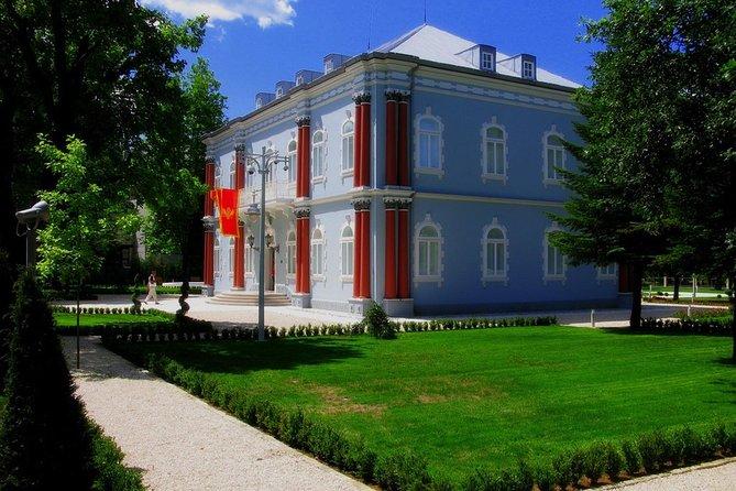 Cetinje City Tour
