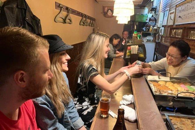Insider's Guide to Osaka: Food, Bars, Sake tasting & Takoyaki making experience