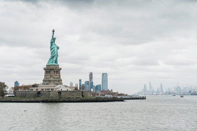 Tour naar het Vrijheidsbeeld en Ellis Island