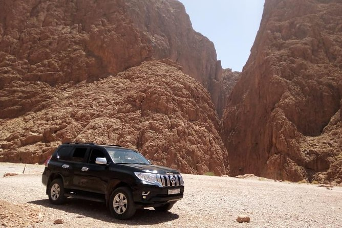 3 Days 2Night Marrakech Back To Marrakech Desert Tour