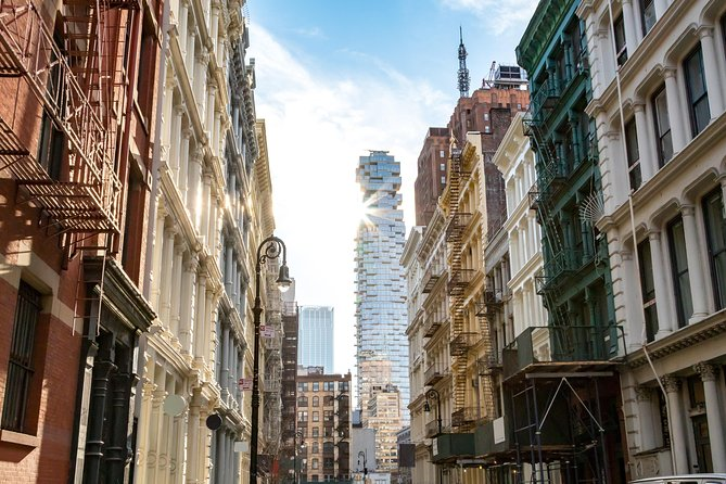 Manhattan Neighborhood Private Customized Walking Tour