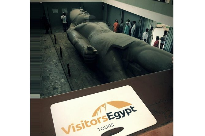 Layover Tour [Giza Pyramids,Sphinx, Sakkara and Memphis & Sound and Light Show]