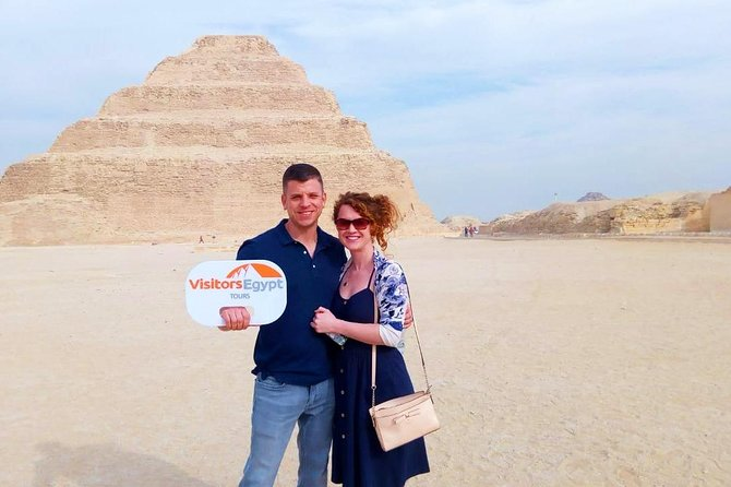 Amazing Day Tour To Sakkara, Memphis & Dahshur
