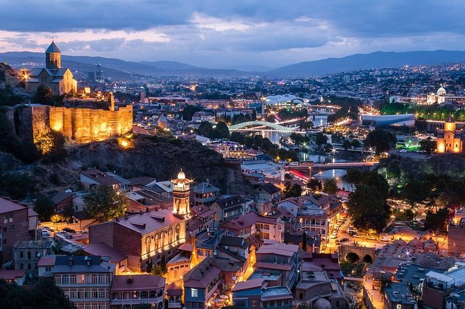 Transfer Tbilisi Airport to Tbilisi city