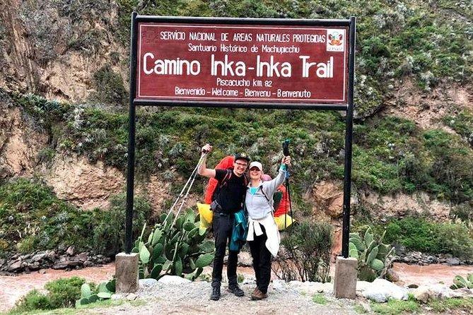 Classic Inca Trail to Machu Picchu 4 Days - Private Service