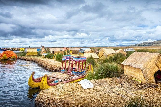Uros, Amantani and Taquile 2 days and 1 night photo 1
