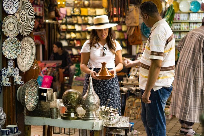 Private Guided Medina Tour of Marrakech