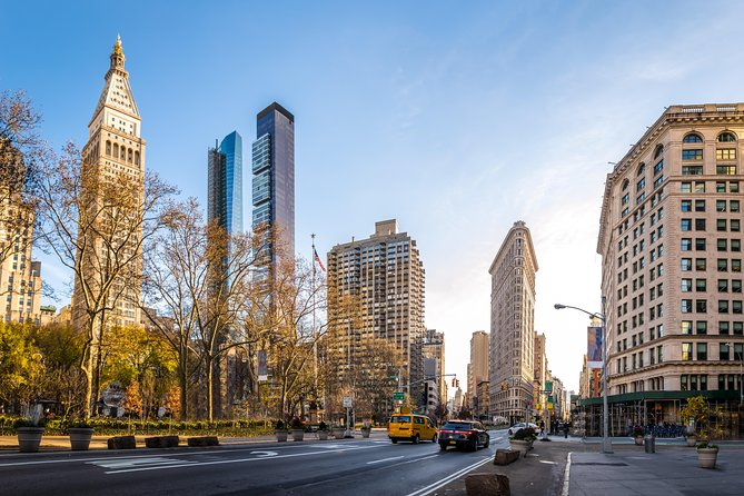Verken de ruïnes van een vergeten stad in het midden van Manhattan Walking Tour