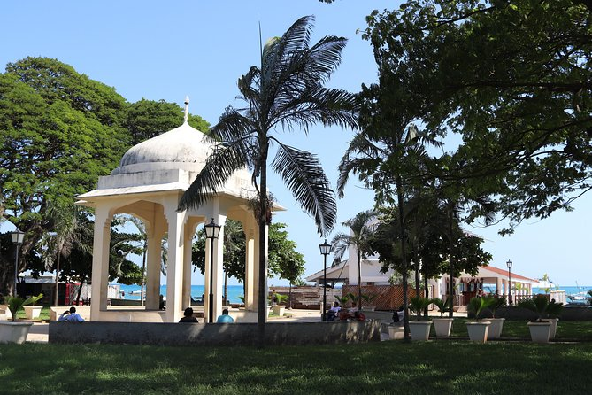 Old stone town with the Zanzibar doors tour