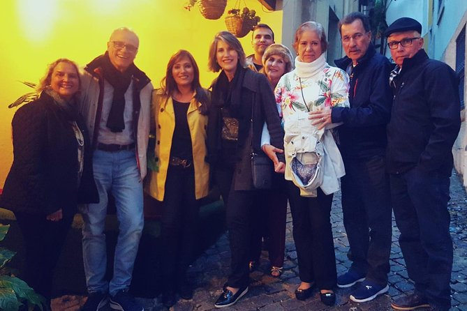 Private Fado Tour with dinner included