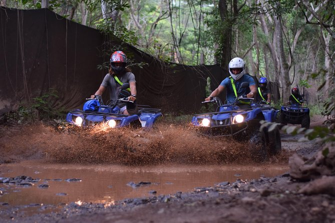 Private ATV Adventure, river crossing view points & secret spots