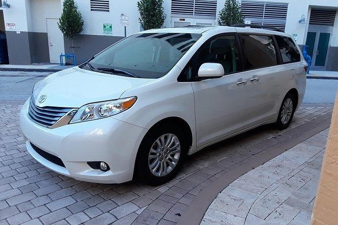 Transportation from Fort Lauderdale International Airport to Miami City