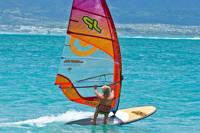 Windsurfing with Miami Watersports