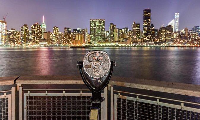 Best Free Views of the Manhattan Skyline