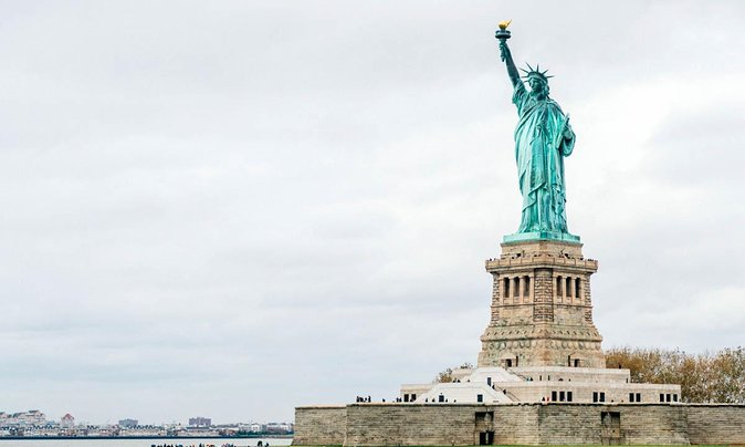 Where to See the Statue of Liberty from Land