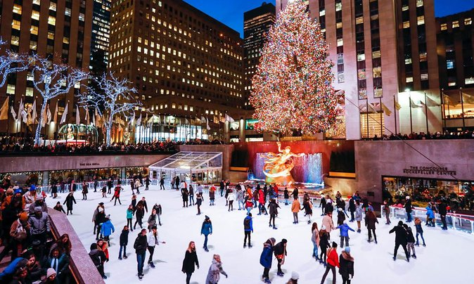 Where to Go Ice Skating in New York City
