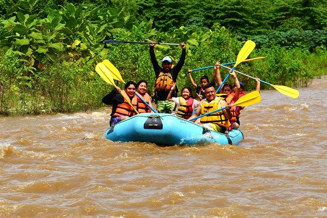 Rafting Adventure in river Copalita