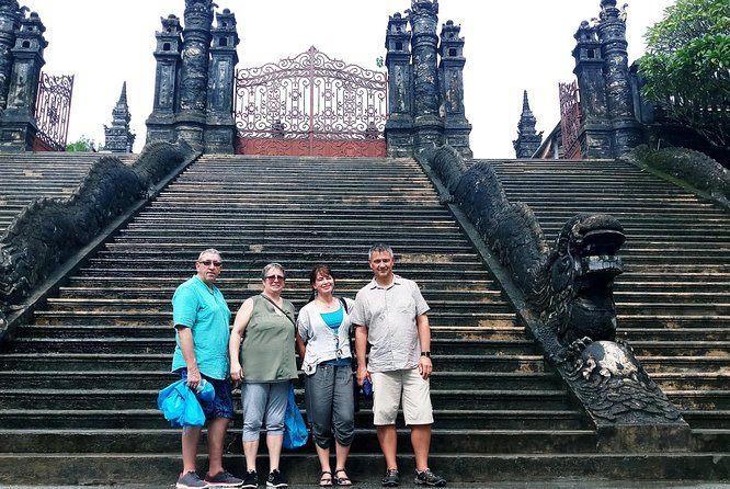 Private Shore Excursions from Chan May port to Hue Citadel & Royal Tomb