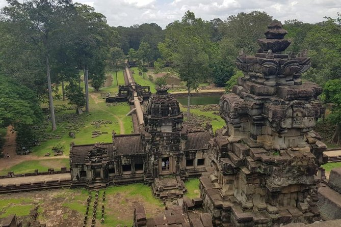 Private 4 Day Tour to World Heritage Sites Siem Reap, Kampung Thom, Phnom Penh photo 1