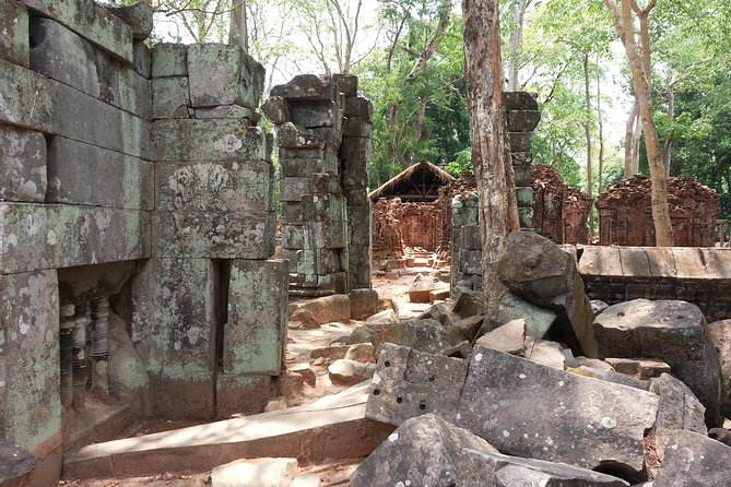 Private 4 Day Tour to World Heritage Sites Siem Reap, Kampung Thom, Phnom Penh photo 6