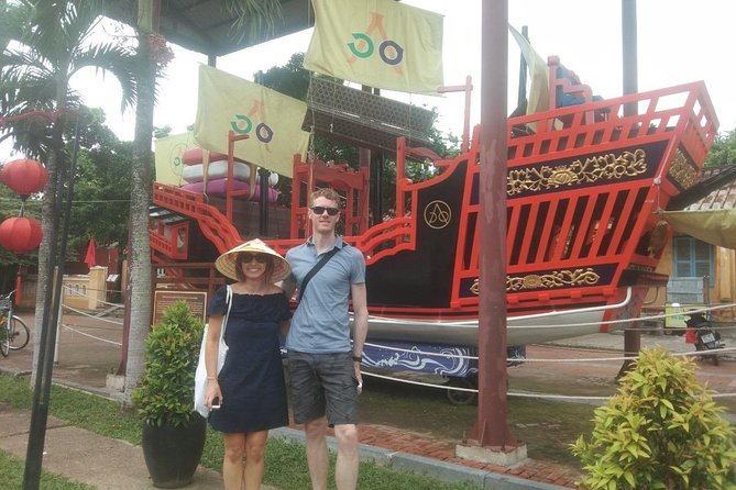 Private Shore Excursions from Chan May port to Marble Mountains & Hoi An City photo 7