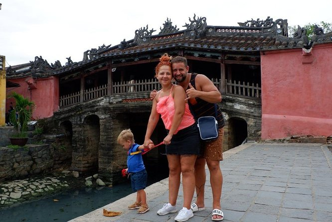 Private Shore Excursions from Chan May port to Marble Mountains & Hoi An City photo 2