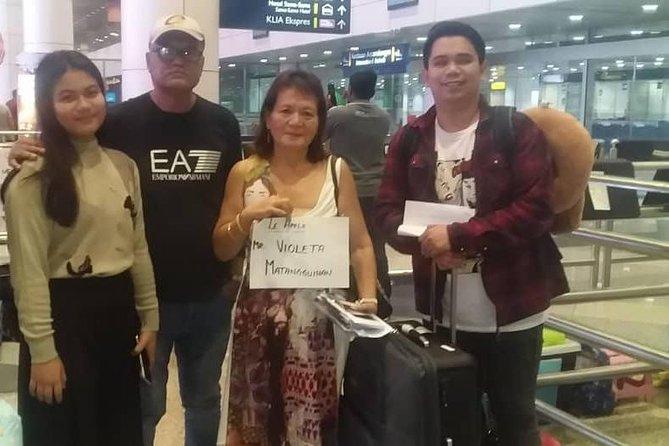 Kuala Lumpur International Airport To Cameron Highlands