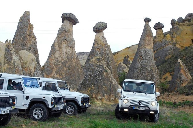 Sightseeing Jeep Safari of Cappadocia