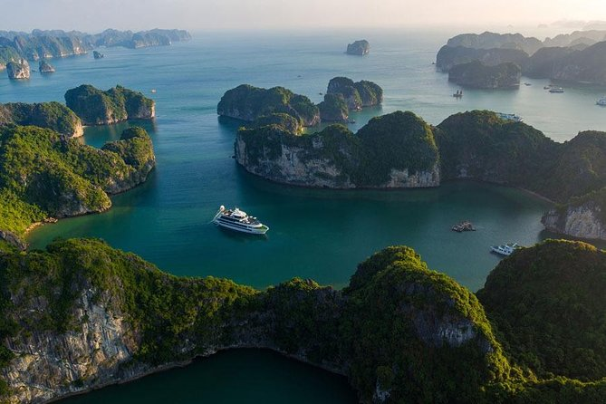 Halong Bay 2 days 1 night package with Stellar of The Seas - Luxurious 5* cruise