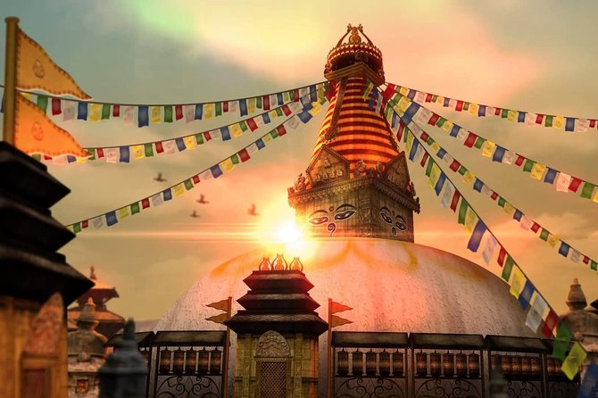Kathmandu UNESCO World Heritage Sight Day Tour