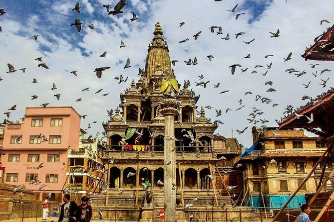 Kathmandu UNESCO World Heritage Sight Day Tour