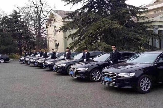 Tianjin DongJiang Cruise Port Drop off Service from Beijing by Private Vehicle