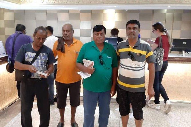 Genting Highlands City to Kuala Lumpur International Airport